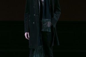 Haider Ackermann Fashion Show Menswear Collection Fall Winter 2015 in Paris