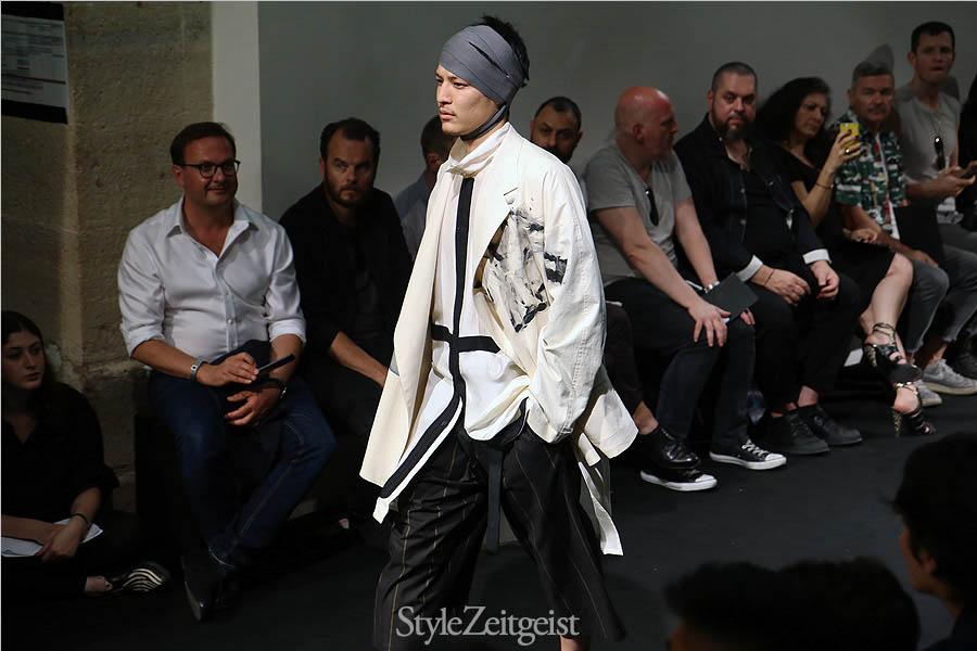 Yohji Yamamoto S S17 Paris Stylezeitgeist Magazine