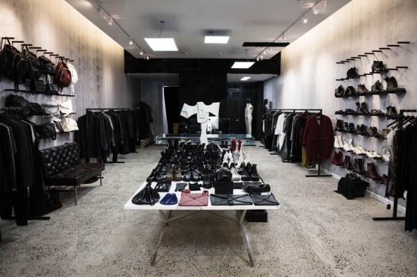 Atelier New York Store Opening