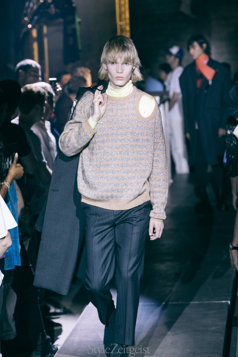 Raf Simons to Present Spring 2019 Collection at Pitti Uomo Raf Simons to Present Spring 2019 Collection at Pitti Uomo new foto
