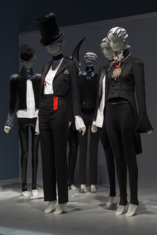 Daphne Guinness at FIT - fashion, culture - review_s