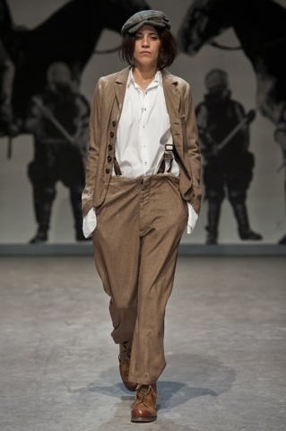 Review: Geoffrey B. Small Fall/Winter 2012 - fashion - review_s