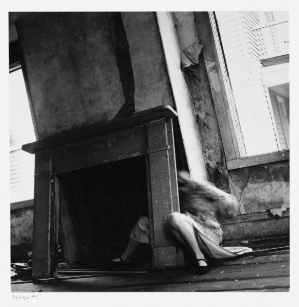 StyleZeitgeist Francesca Woodman: Nothing but Herself Culture  review_s   StyleZeitgeist Francesca Woodman: Nothing but Herself Culture  review_s