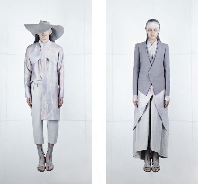 StyleZeitgeist Inaisce SS13 Fashion  lookbook_s
