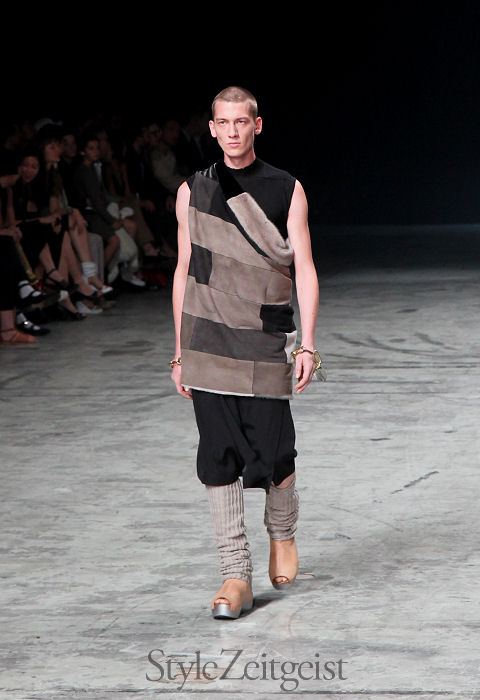 Rick Owens SS13 - fashion - lookbook_s