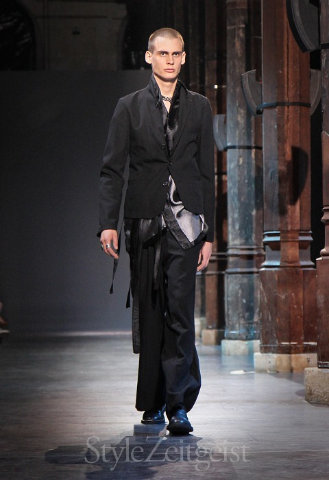 Ann Demeulemeester SS13 - fashion - lookbook_s