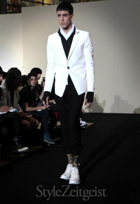 StyleZeitgeist Boris Bidjan Saberi SS13 Fashion  video_s lookbook_s