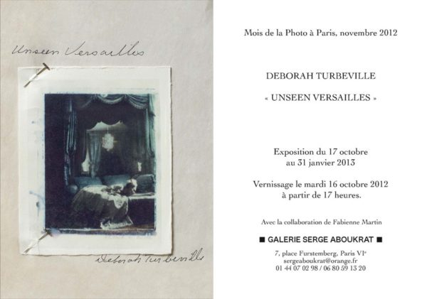 Deborah Turbeville | Unseen Versailles - culture - review_s