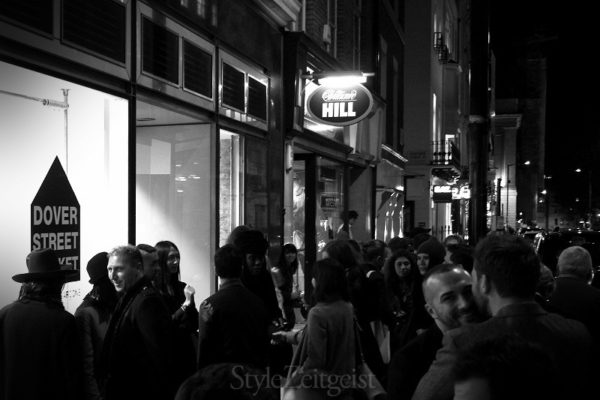 StyleZeitgeist Volume 3 launch | Dover Street Market Events  review_s event_s
