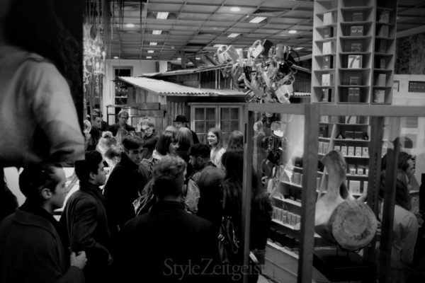 StyleZeitgeist Volume 3 launch | Dover Street Market Events  review_s event_s   StyleZeitgeist Volume 3 launch | Dover Street Market Events  review_s event_s