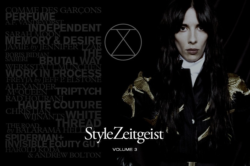 StyleZeitgeist Volume 3 - October 2012 - events - magazine_s
