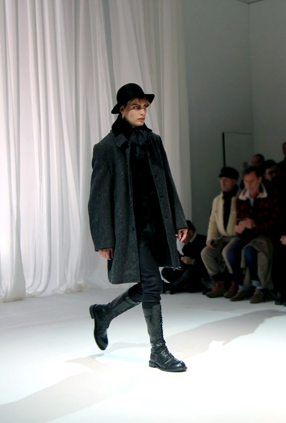 Ann Demeulemeester Fall/Winter 2013, Paris - fashion -