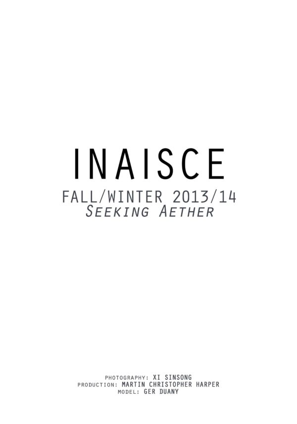 INAISCE FW13 - fashion - lookbook_s