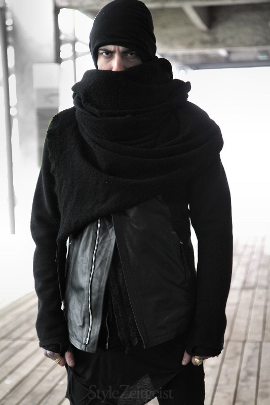 Boris Bidjan Saberi FW13 - fashion - lookbook_s