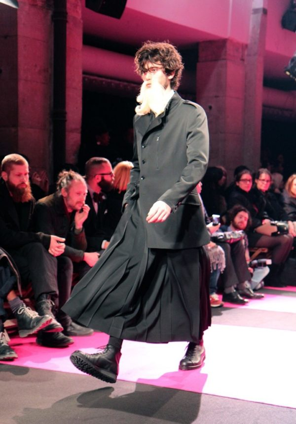 Yohji Yamamoto Fall/Winter 2013, Paris - fashion - lookbook_s