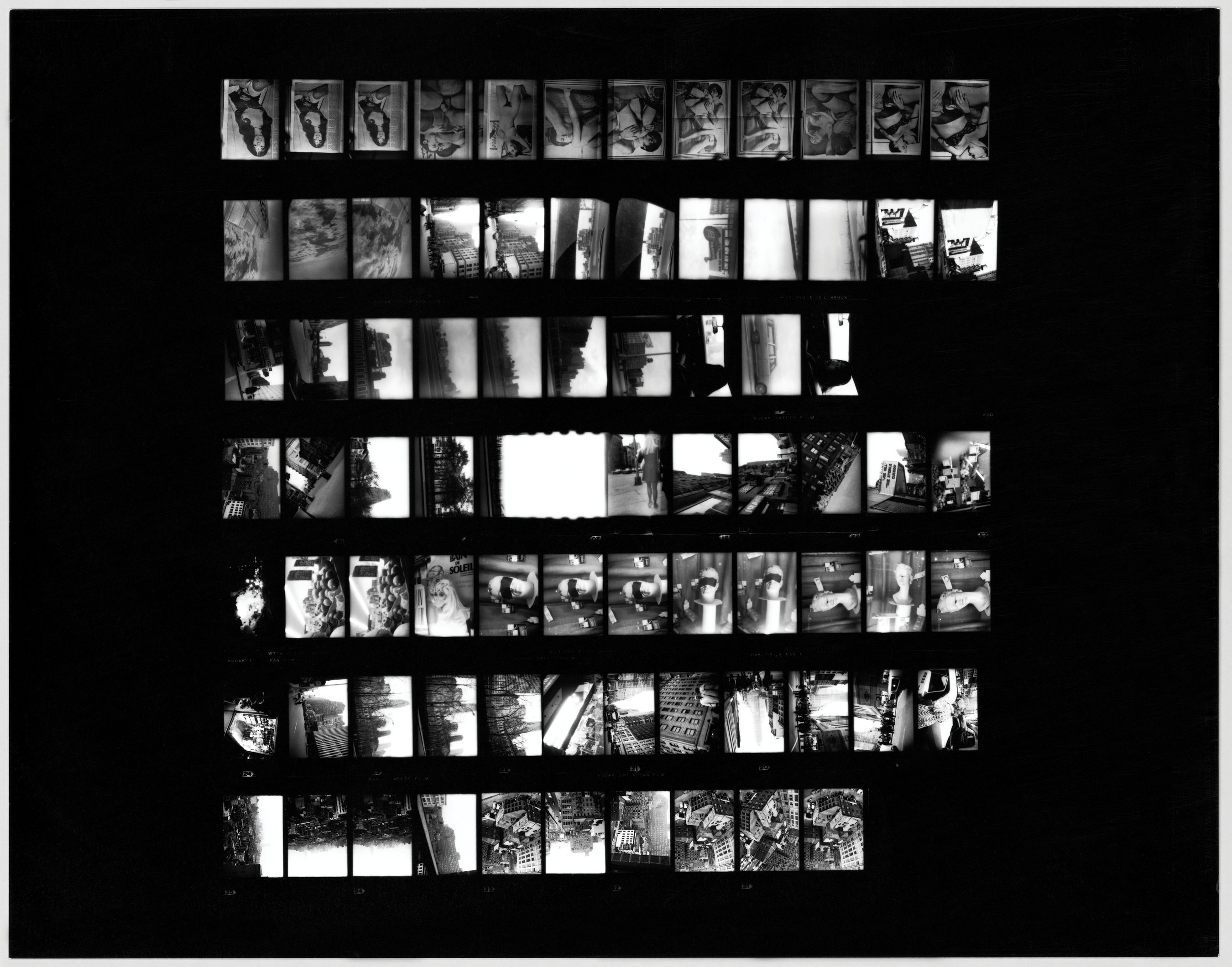 Daido Moriyama - Labyrinth - StyleZeitgeist