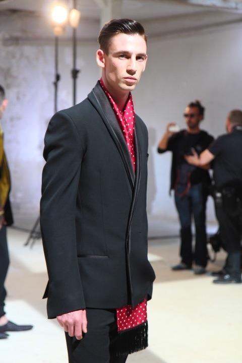 Haider Ackermann S/S 14 Menswear - Paris - fashion - lookbook_s
