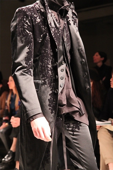 Ann Demeulemeester S/S 2014 Men's - fashion - lookbook_s
