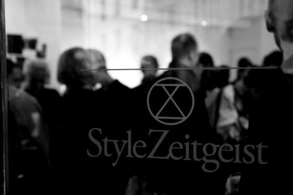 StyleZeitgeist SZ volume 4 paris launch Events  magazine_s event_s