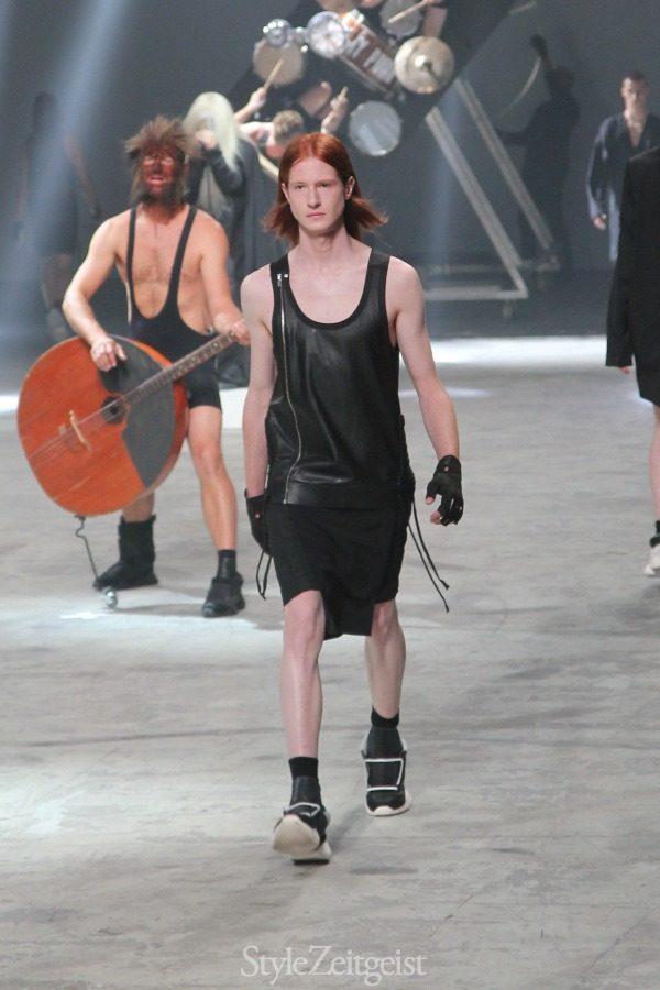 Rick Owens SS14 - fashion - lookbook_s