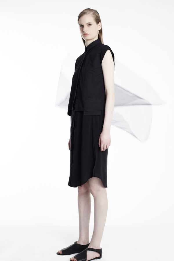 StyleZeitgeist Damir Doma SILENT S/S 2014 - Women's Fashion  lookbook_s