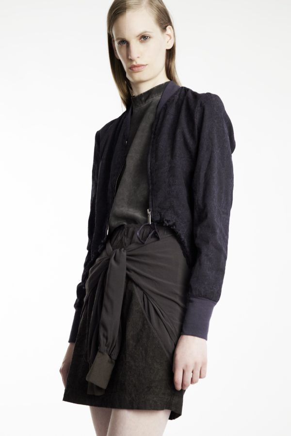 Damir Doma SILENT S/S 2014 - Women's - fashion - lookbook_s