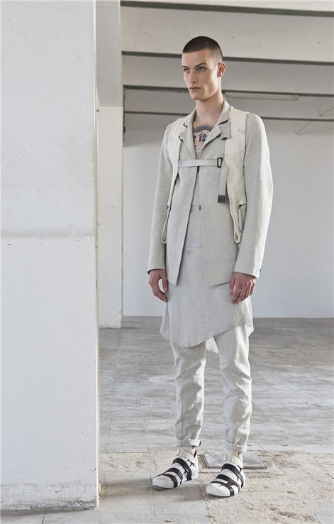 StyleZeitgeist Boris Bidjan Saberi S/S 14 Fashion  lookbook_s