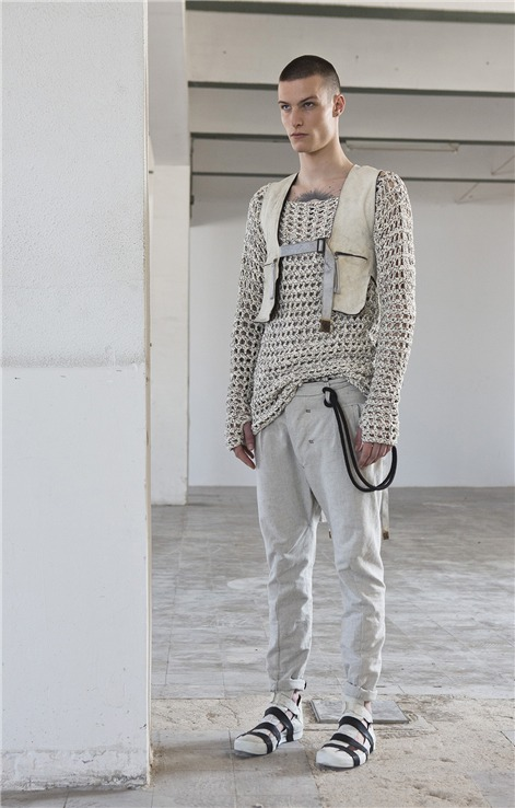StyleZeitgeist Boris Bidjan Saberi S/S 14 Fashion  lookbook_s   StyleZeitgeist Boris Bidjan Saberi S/S 14 Fashion  lookbook_s
