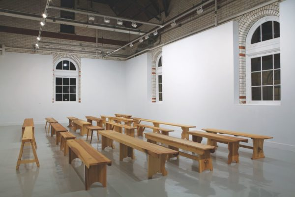 Francis Cape - We Sit Together: Utopian Benches from the Shakers to the Separatists of Zoar - culture - review_s