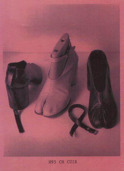 """StyleZeitgeist """"Tabi Shoemaker"""" - Maison Martin Margiela Fashion  shop_s   StyleZeitgeist """"Tabi Shoemaker"""" - Maison Martin Margiela Fashion  shop_s"""