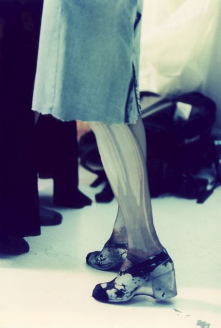 """Tabi Shoemaker"" - Maison Martin Margiela - fashion - shop_s"