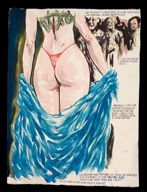 Raymond Pettibon - culture - review_s