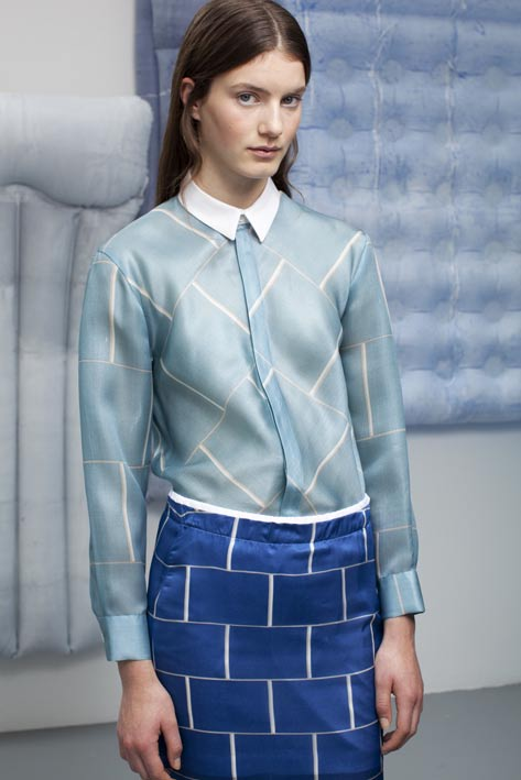 StyleZeitgeist Stephan Schneider S/S 2014 - Women's Fashion  lookbook_s