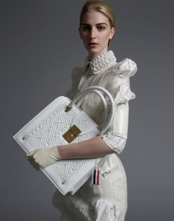 Seeking the Ethereal: Thom Browne Editorial (S/S 2014) - fashion, editorial - lookbook_s, editorial_s