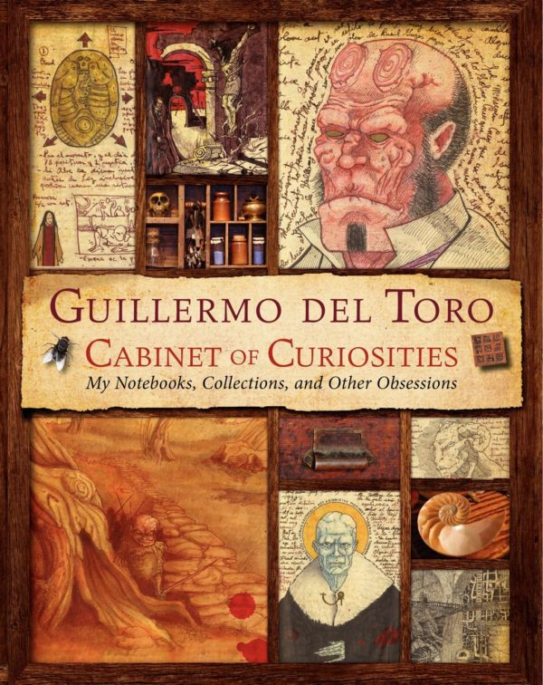 StyleZeitgeist Guillermo del Toro: Cabinet of Curiosities Culture  review_s