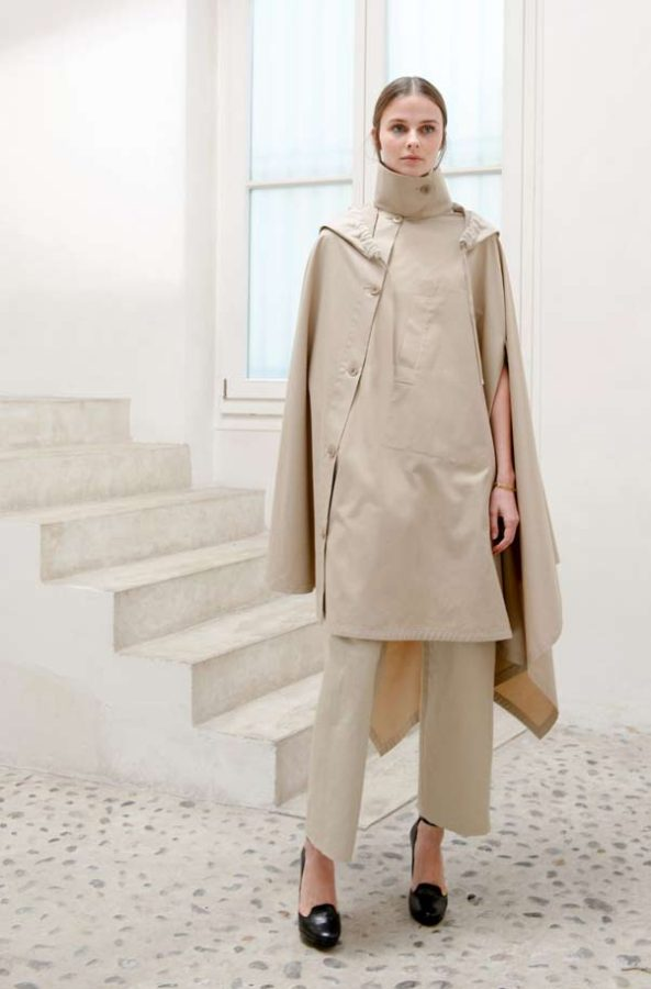 Christophe Lemaire S/S 2014 - Women's - fashion - lookbook_s