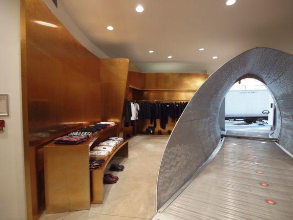 Comme des Garçons: Gilding the Flagship - retail - store_s review_s