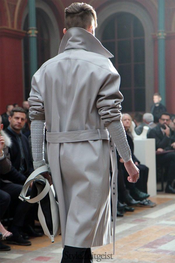 StyleZeitgeist Lanvin FW14, Paris Fashion  lookbook_s