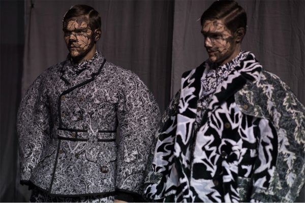 StyleZeitgeist Thom Browne Backstage FW14, Paris Fashion  lookbook_s