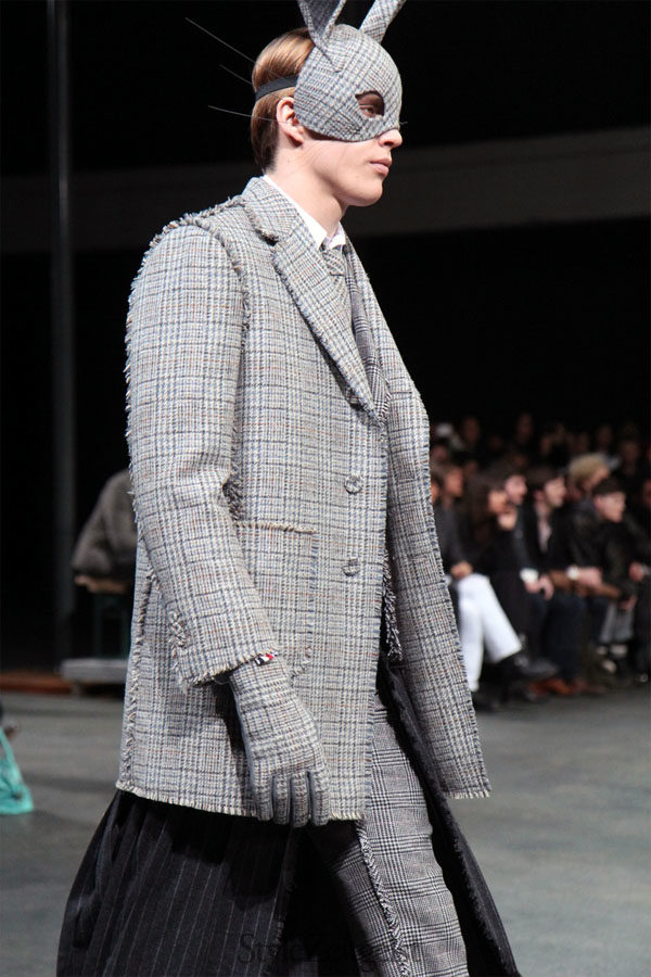 Thom Browne FW14, Paris - fashion - lookbook_s