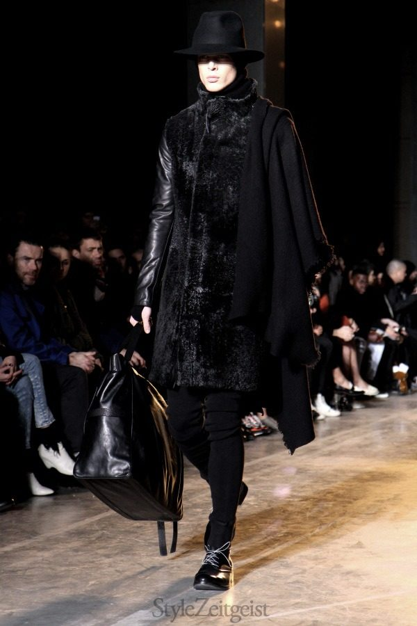 StyleZeitgeist Boris Bidjan Saberi FW14, Paris Fashion  lookbook_s