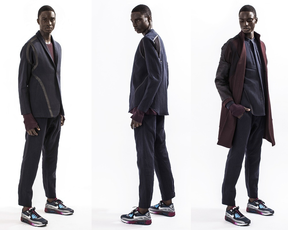StyleZeitgeist Abasi Rosborough FW14 Lookbook Fashion  lookbook_s
