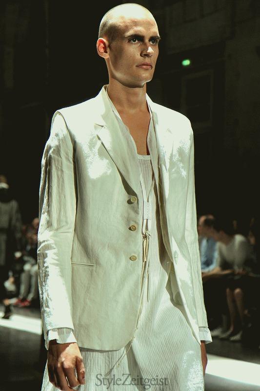 StyleZeitgeist Ann Demeulemeester SS15, Paris Fashion  lookbook_s