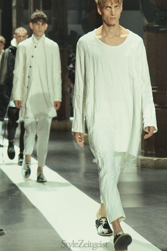 Ann Demeulemeester SS15, Paris - fashion - lookbook_s