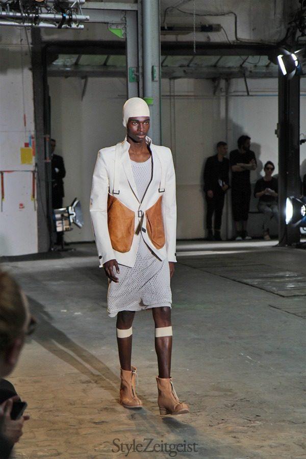 StyleZeitgeist Boris Bidjan Saberi SS15, Paris Fashion  lookbook_s