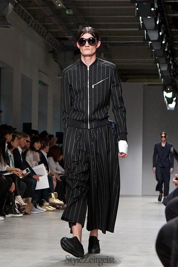StyleZeitgeist Juun. J SS15, Paris Fashion  lookbook_s