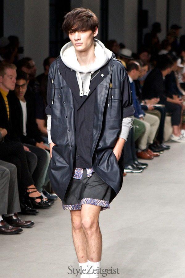 StyleZeitgeist Miharayasuhiro SS15, Paris Fashion  lookbook_s