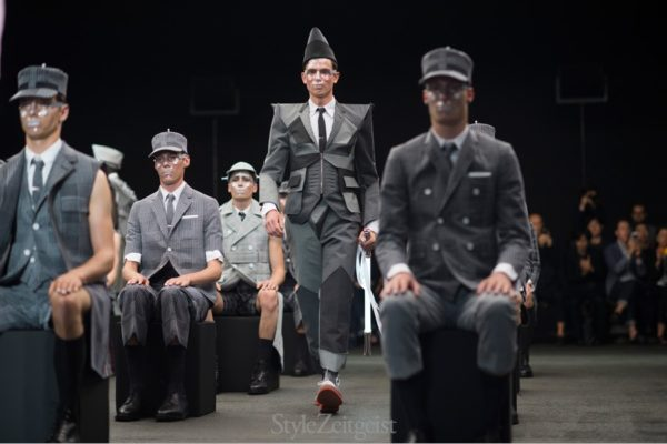 Thom Browne SS15, Paris - fashion - lookbook_s