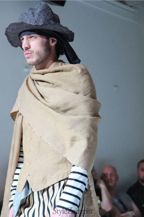 Yohji Yamamoto SS15, Paris - fashion - lookbook_s