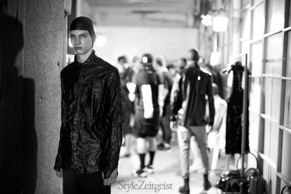 Boris Bidjan Saberi SS15, Backstage - fashion - lookbook_s